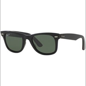 Authentic Polarized Wayfarer